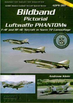 ADPS07 F-4F und RF-4E Phantom II in Norm 72 Tarnanstrich