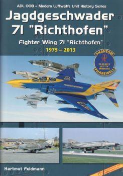 ADUHS08 Jagdgeschwader 71 Richthofen 1975-2013