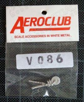 AEV086 F-84G Bugfahrwerk