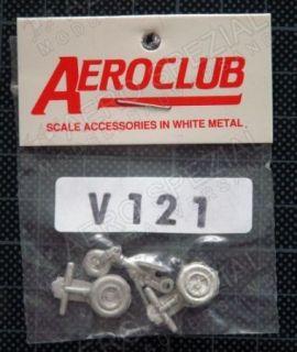 AEV121 Heron Fahrwerk-Set
