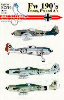 ECD72010 Fw 190 A-8/D-9/F-8