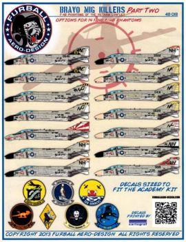 FBD48018 F-4B Phantom II Vietnam War