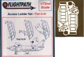 FP72151 Fiat G.91 Einstiegsleiter