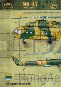 HU35003 Mi-17 Hip ungarische Luftwaffe