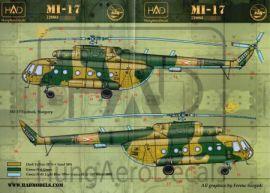 HU72093 Mi-17 Hip ungarische Luftwaffe