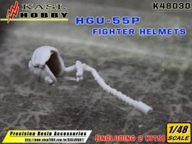 KH48030 Pilotenhelm HGU-55/P mit Sauerstoffschlauch