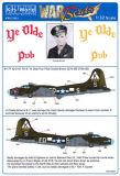 KW132063 B-17F Flying Fortress: Ye Olde Pub