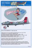 KW132075 B-17G Flying Fortress: Yankee Lady