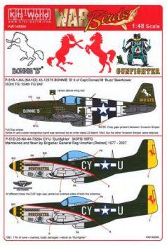 KW48090 P-51B/D Mustang