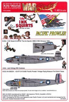 KW48098 B-25J Mitchell