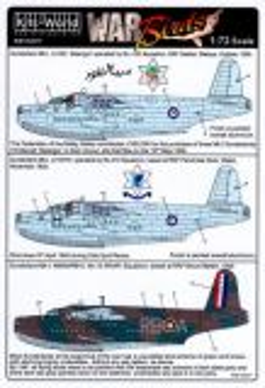 KW72077 Sunderland Mk.I
