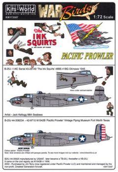 KW72087 B-25J Mitchell