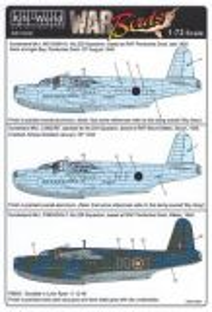 KW72091 Sunderland Mk.I