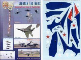 LH72014 MiG-29/MiG-31/Su-24/Su-25/Su-27