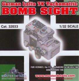 MD32033 Lotfe 7K Bombenzielgerät