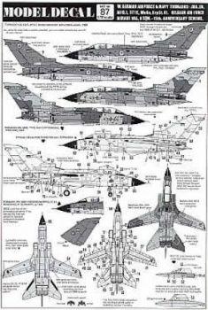 MDC087 Tornado/Mirage