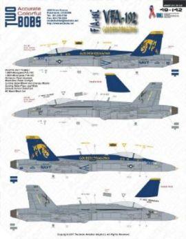TB48142 F/A-18C Hornet