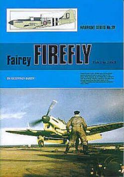 WT028 Fairey Firefly