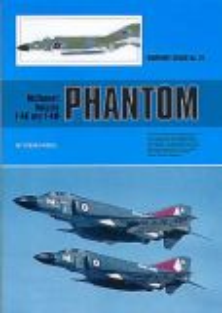WT031 McDonnell Douglas F-4K/M Phantom II