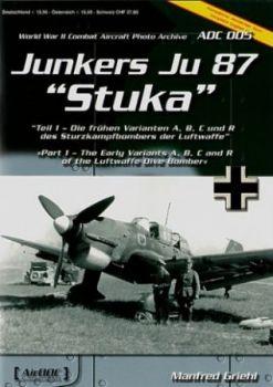 """ADPA05 Junkers Ju 87 """"Stuka"""" Teil 1"""